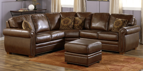 : palliser leather sectional - Sectionals, Sofas & Couches