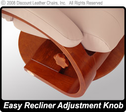 An easy recliner adjuster knob lets you lock your seat in any position for a precise ergonomically designed fit. & Mac Motion Microfiber Recliner Chair - Model 7151 Mocha islam-shia.org