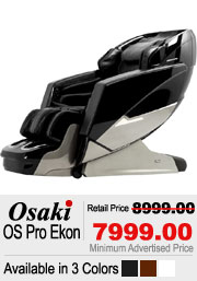 Osaki OS Ekon Shiatsu Massage Chair