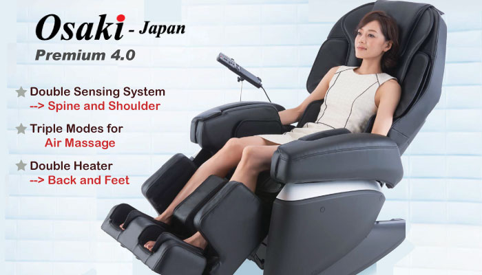 The Finest In Massage Chair Luxury