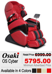 Osaki OS Cyber Shiatsu Massage Chair