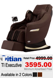 Titan TI Executive Shiatsu Massage Chair
