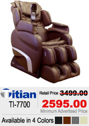 Osaki OS Intelligent Shiatsu Massage Chair