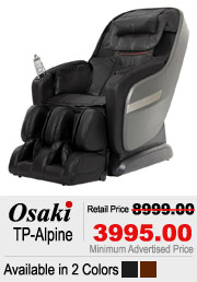 Titan TP Alpine Shiatsu Massage Chair