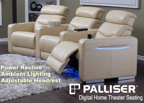 inexpensive home theater seating affordable palliser home theater seating
