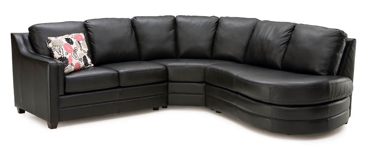 sc 1 st  Discount Leather Chairs : palliser leather sectional - Sectionals, Sofas & Couches