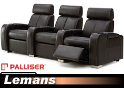 palliser home theater chairs