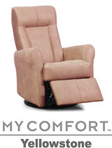 Palliser Yellowstone My Comfort Swivel Rocker Reclier