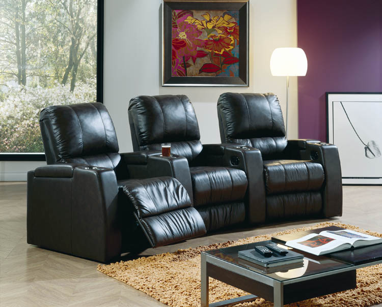Palliser Playback Home Theater Chairs