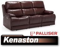 Palliser Kenaston 41064 Reclining Sofa