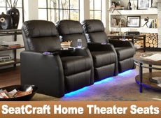 Seatcraft Theater Seating