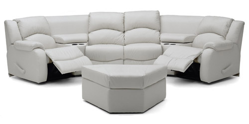 Palliser Dane Sectional Sofa Seating