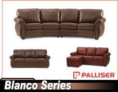 Palliser Blanco 77504/70504 Sectional