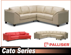 Palliser Cato 77493/70493 Sectional