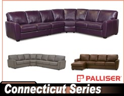 Palliser Connecticut 77881/70881 Sectional