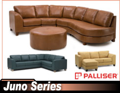 Palliser Juno 77494/70494 Sectional