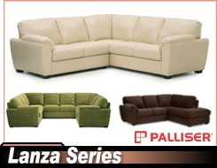 Palliser Lanza 77347/70347 Sectional
