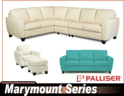 Palliser Marymount 77332/70332 Sectional