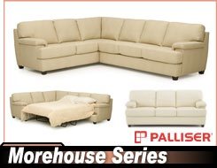 Palliser Morehouse 77506/70506 Sectional
