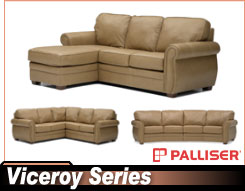 Palliser Viceroy 77492/70492 Sectional