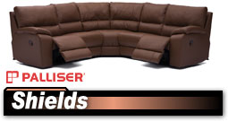 Palliser Shields 41077/46077 Sectional