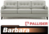 Palliser Barbara 77575 Stationary Sofa