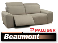Palliser Beaumont 41164/46164 Reclining Sofa