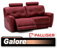 Palliser Galore 41017/46017 Reclining Sofa