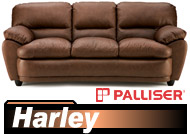 Palliser Harley 77323 Stationary Sofa