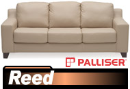 Palliser Reed 77289 Stationary Sofa