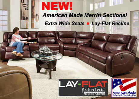 Southern Motion Reclining Sofa Sectionals