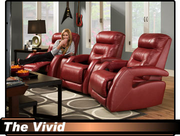 Southern Motion Viva Home Theater Chairs
