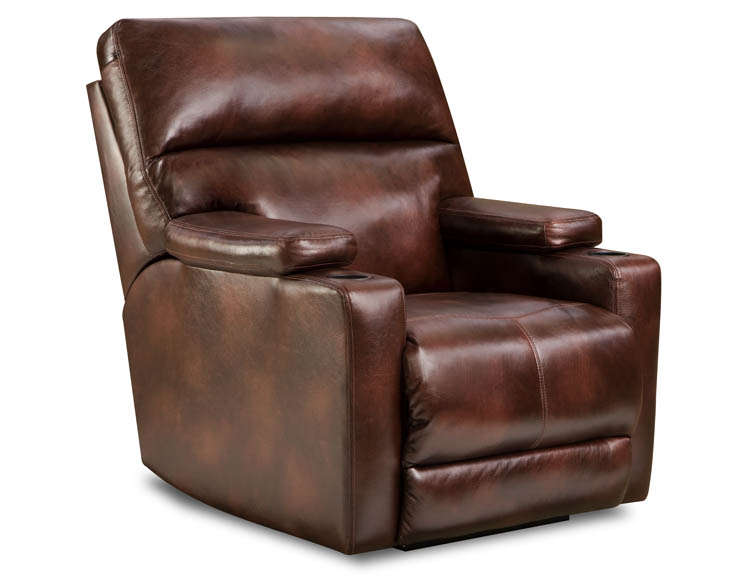 southern motion tangier reclining home theater sets in leather or microfiber - Wall Hugger Recliner