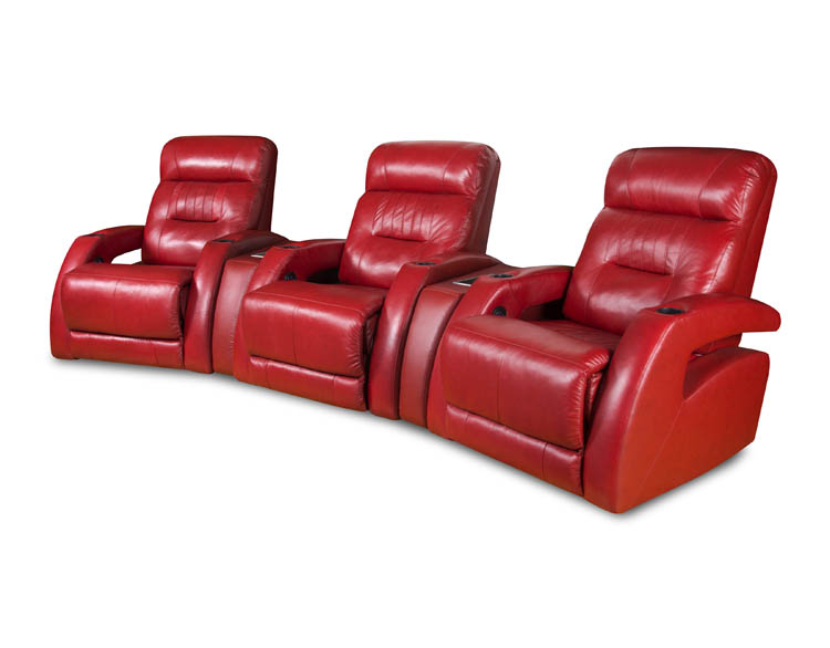 Southern Motion 2577 Vivid Reclining Home Theater Sets in