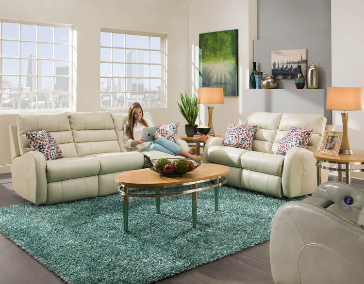 American Made 585 Wonderlund Reclining Sofas and Loveseats