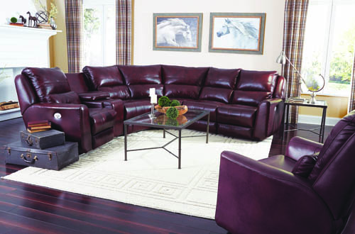 Leather Recliners American Made