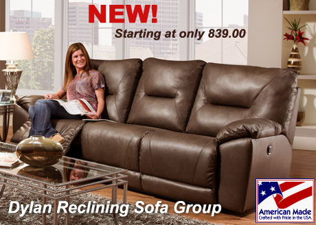 American Made Sofas And Loveseats