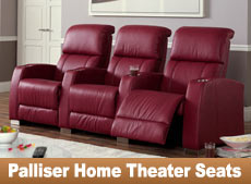 Palliser Home Theater Seats