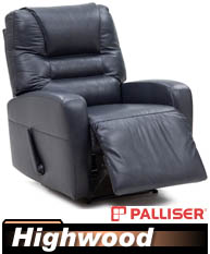 Palliser Highwood Recliner Chair