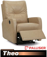 Palliser Theo Recliner Chair