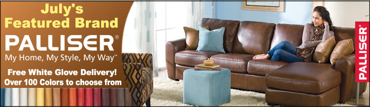 Palliser Furniture on sale
