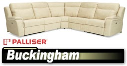 Palliser Buckingham 40167 Sectional