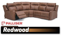 Palliser Redwood 41057/46057 Reclining Sofa