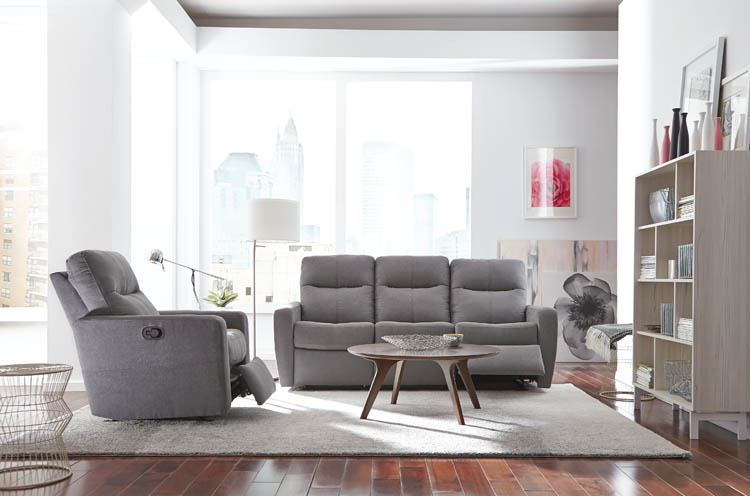 Palliser Cairo Reclining Sofas And Loveseats In Leather