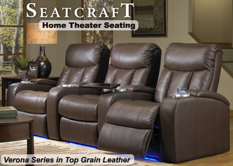 Home Theater Seating Quick Ship Bt Seatcraft