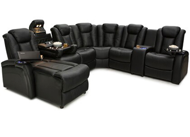 Phenomenal Seatcraft Multimedia Sectionals Home Theater Seats And Gmtry Best Dining Table And Chair Ideas Images Gmtryco
