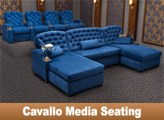 Cavallo Home Theater Seating