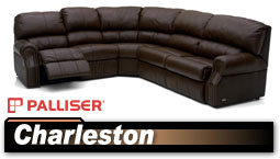 Palliser Charleston 41104 Sectional