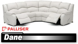 Palliser Dane 41066 Sectional