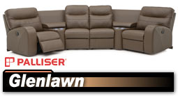 Palliser Glenlawn 41030 Sectional